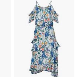 Floral dress (Rent the Runway)